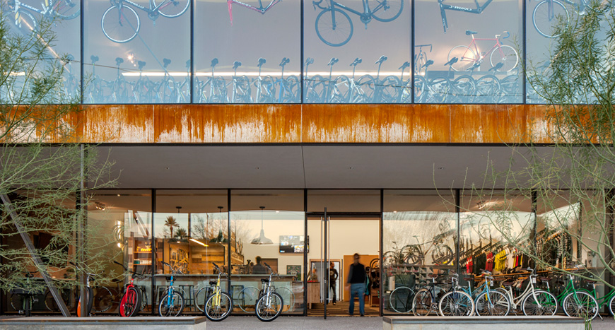 Architecture and Bicycles